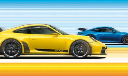 El nuevo Porsche 911 GT3, desde la competición a la producción
