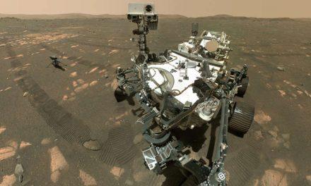 Sonda falla 1er intento de obtener muestra de roca marciana