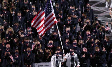 Biden agradece en vivo a los atletas de Estados Unidos por su participación en las Olimpiadas de Tokio