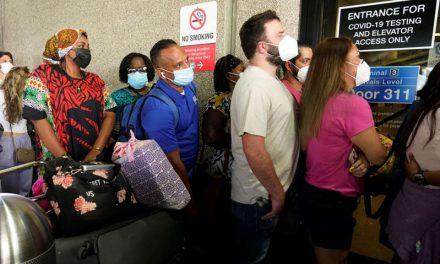 La variante delta acecha con fuerza en Estados Unidos: el país registra un récord de contagios con 100,000 nuevas infecciones diarias