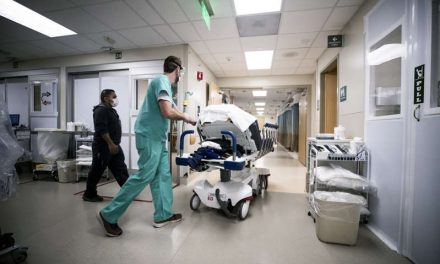 Estados Unidos registra la mayor cantidad hasta ahora de niños hospitalizados por covid