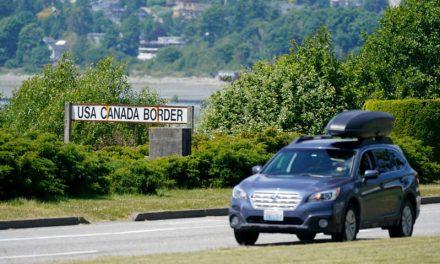Canadá abre su frontera a los estadounidenses vacunados