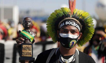 Los indígenas brasileños acusan a Bolsonaro de genocidio ante la CPI