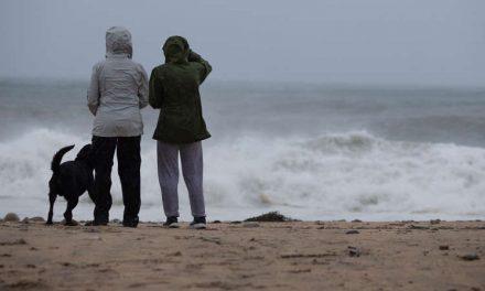 Henri, ahora tormenta tropical, está cerca de la costa del noreste de Estados Unidos