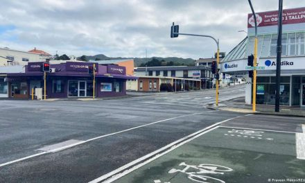 Pandemia no para. Nueva Zelanda extiende confinamiento de todo el país