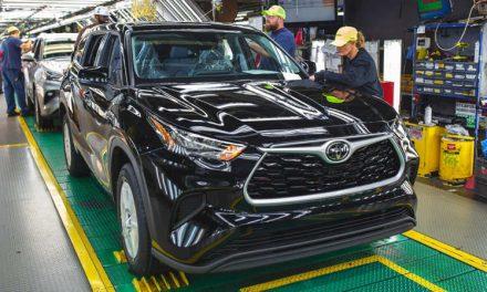Toyota reduce significativamente la producción de automóviles