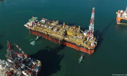 Petrobras pone en funcionamiento su mayor plataforma marina