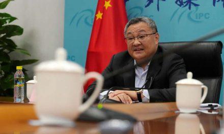 China acusa a Estados Unidos de politizar investigación del origen del COVID