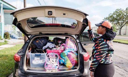 Miles de personas en Nueva Orleans evacúan zonas de riesgo tras acercamiento del huracán Ida