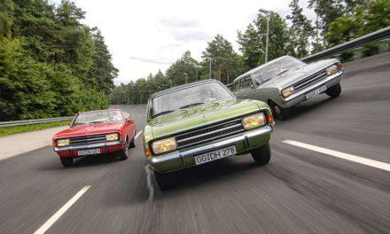 Se cumplen 50 años de la producción de 10 millones de Opel