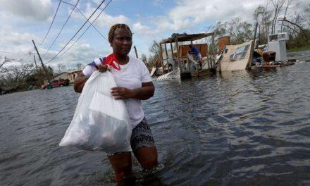 Cientos de miles de personas sin electricidad en Luisiana tras el paso del huracán Ida