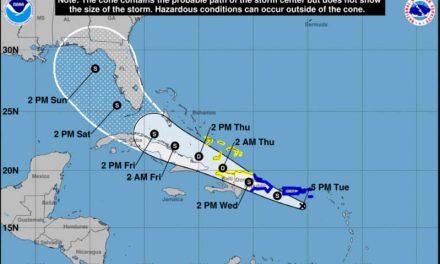 Preocupación en Florida por posible llegada de la tormenta tropical Fred durante el fin de semana