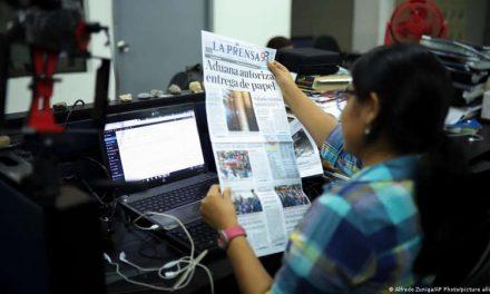 Principal diario opositor de Nicaragua deja de imprimirse
