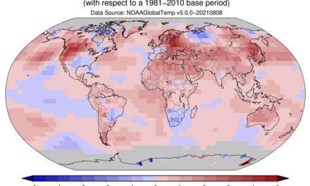Julio, el mes más caluroso en 142 años, dice la NOAA
