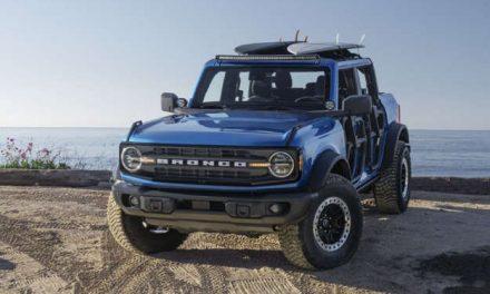 Ford Bronco Riptide, el Bronco con alma de buggy