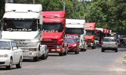 Empresarios paraguayos presentan una denuncia ante la Fiscalía por los cortes de rutas