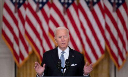 Biden asegura que el ejército de EE.UU. seguirá en Afganistán hasta que todos los estadounidenses hayan salido