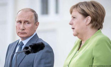 Merkel se va, los conflictos con el Kremlin quedan