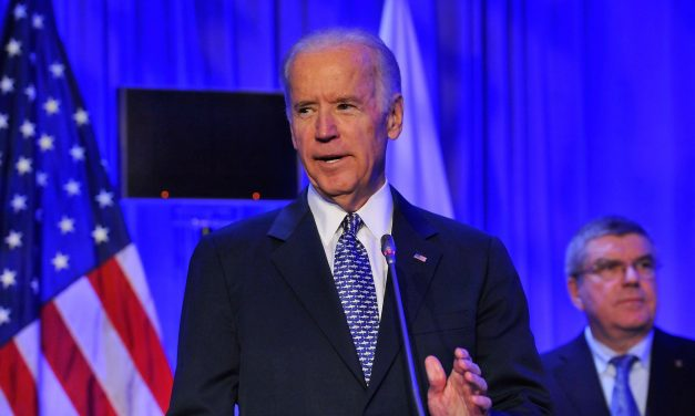 Biden praises US Olympians: 'You made me so damn proud'