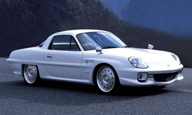 Mazda Cosmo 21 Concept (2002): el prototipo retro-futurista
