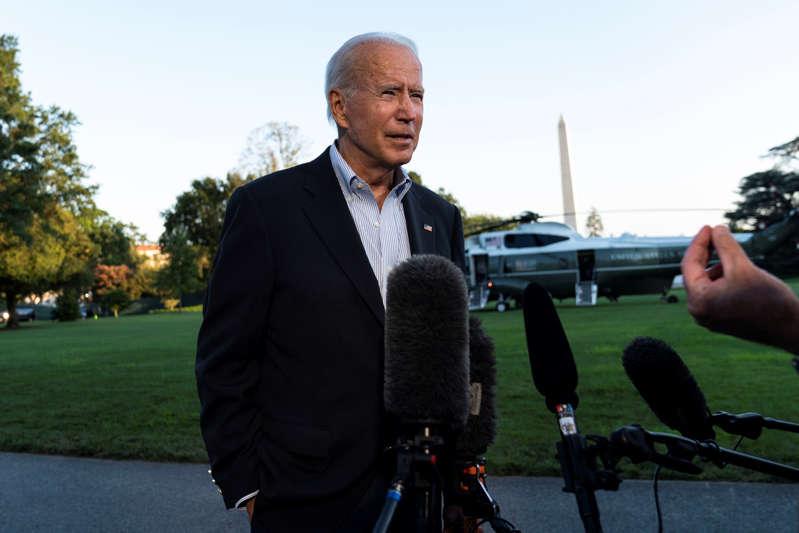 Biden pide al Congreso más fondos por los desastres y los refugiados afganos