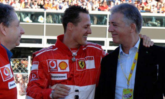 """""""Schumacher no está muerto"""""""