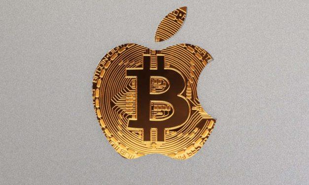 Repunte de precios de #Bitcoin ve el mercado de criptomonedas superar a la empresa más valiosa del mundo