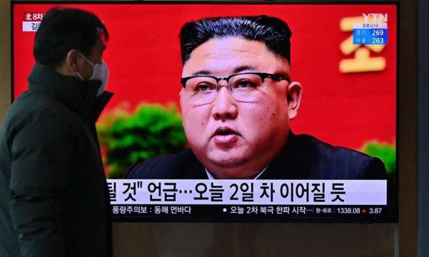 """Kim Jong-Un promete construir un ejército """"invencible"""" para Corea del Norte y critica a Estados Unidos"""