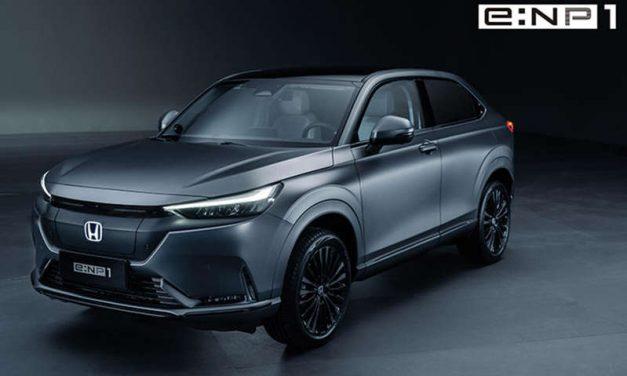 Honda revela su primer SUV eléctrico